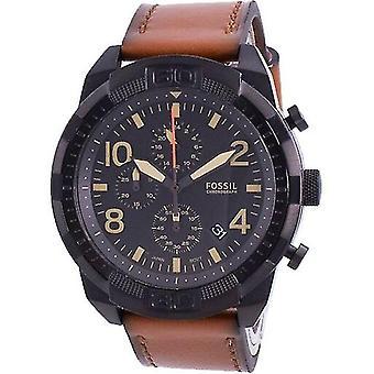 Fossil Bronson Kronograf Kvarts Fs5714 Mænds Watch