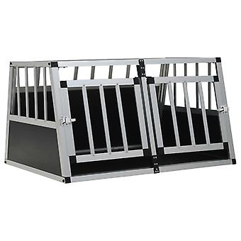Dog House Kennel dog cage Easy Assembly-Perfect for Small to Large Sized Dogs