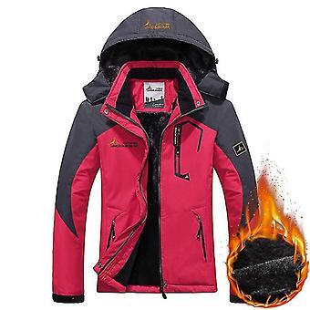 Veste de ski de snowboard sport imperméable d'hiver pour femmes