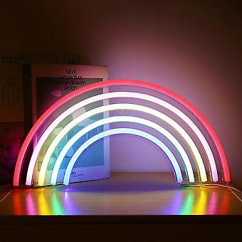 Led Neon Sign Light, Sváteční vánoční večírek, Svatební dekorace, Noční lampa