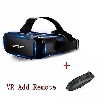 Oryginalne okulary 3d virtual reality vr obsługują lornetkę 0-600 krótkowzroczności Okulary 3d vr dla 4-7