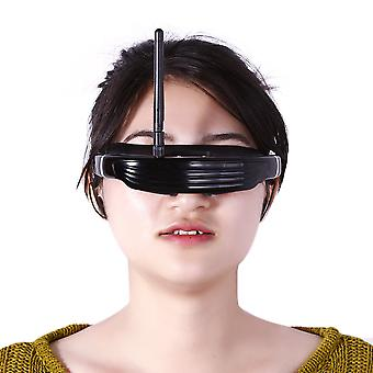 """68"""" Fpv Goggles 3d Video Glasses 5.8g 40ch Receiver For 250/f210 Racing Drone"""