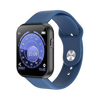 W6 Plus Watch Smartwatch English Call Bluetooth Smart Digital Watch مع ميكروفون يستمع إلى ساعة الموسيقى الذكية