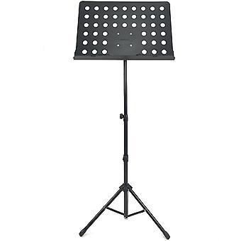 三脚楽譜テーブル鉄ブラケット自己調整高さ太字と太字
