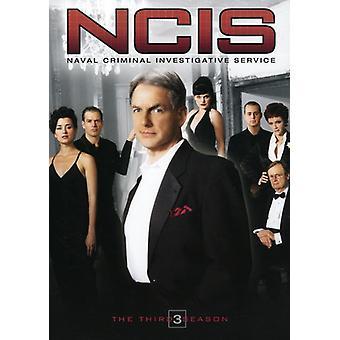 NCIS - NCIS: Sæson 3 [DVD] USA importerer