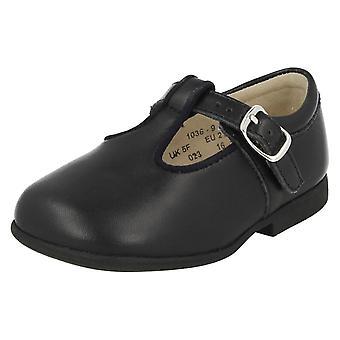 Chaussures de bébé garçons Startrite classique en forme de t III Jo