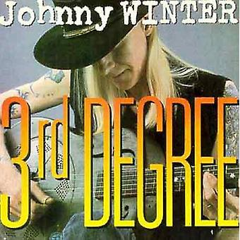 Johnny Winter - kolmannen asteen [CD] USA tuonti