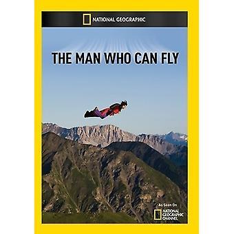 Man die kan vliegen [DVD] USA importeren