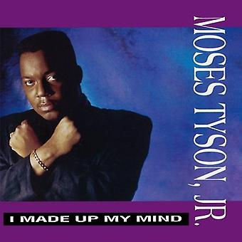 Moses Tyson Jr - I Made Up My Mind [CD] USA import