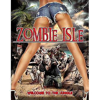 Zombie Isle [DVD] USA importeren