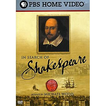 In Search of Shakespeare [DVD] USA import