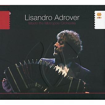 Lisandro Adrover - voldoet aan de Metropole [CD] USA import