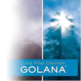 Golana - Lone Pine Canyon [CD] USA import
