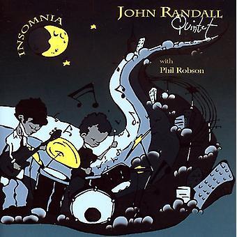 John Randall - Schlaflosigkeit [CD] USA import
