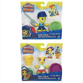 Play-Doh by arbejdstager modellering Playset - 1 medfølger