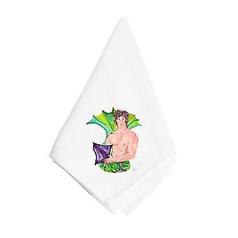 Carolines trésors 8345NAP Merman serviette