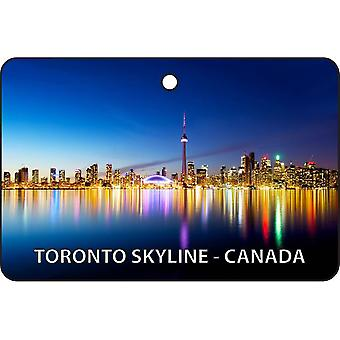 Skyline de Toronto - Canada Car Air Freshener