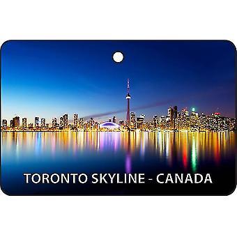 Toronto Skyline - Kanada bil luftfräschare