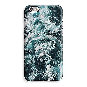 Caso iPhone 6 6s caso 3D (brilhante)-onda do oceano