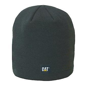 Caterpillar Mens Logo Knit Beanie Hat