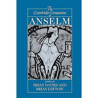 Cambridge Companion to Anselm by Brian Davies