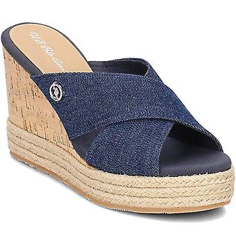 U.S. Polo Assn FIMA4 FIMA4043S8T2JEANS sapatos femininos de verão universais