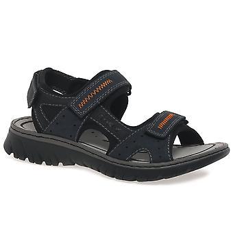 Rieker sandalias de Chris Mens Casual