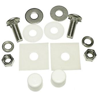 S.R. Smith 69-209-020-SS Stainless Steel Fulcrum Bolt Kit