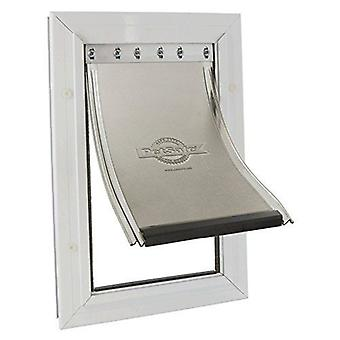 Staywell 660 Pet Dog Door Aluminium X-Large