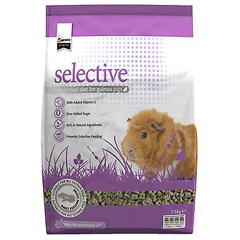Supreme Petfoods vetenskap selektiv Guinea gris 1,5 kg