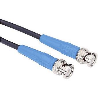 Testec 81003 BNC test lead 25.00 cm Blue