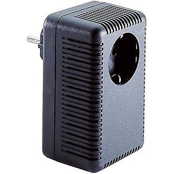 Strapubox SG 422 Connector housing 53 x 67 x 110 Acrylonitrile butadiene styrene Black 1 pc(s)