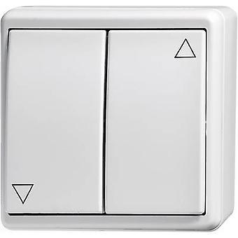 Interruptor de parede Spijker Flush mount Kaiser 321112