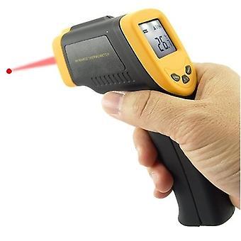 Infrarood Laser / Pyrometer / Thermometer Handheld bereik -50 tot 380 graden C