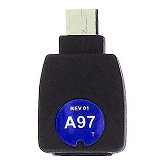 (2 pack) iGo A97 Power Adapter Tip micro USB connector voor Kindle 2 Kindle2 Kindle DX & Motorola RAZR2 Q2 KRAZR2 & andere