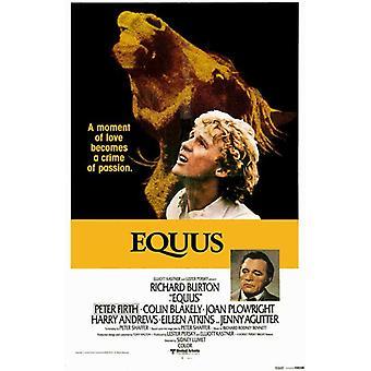 Постер фильма Equus (11 x 17)
