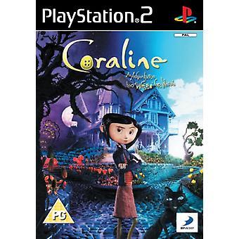 Coraline (PS2) - Neue Fabrik versiegelt