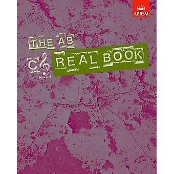 The AB Real Book C Treble-clef Edition by ABRSM - 9781860963162 Book