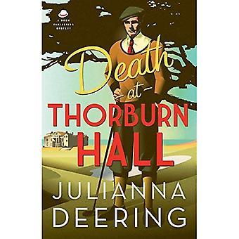 Mort à Thorburn Hall (Drew Farthering Mystery)