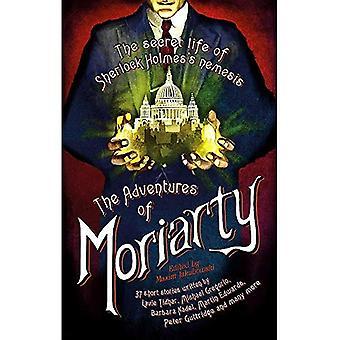 Le livre de mammouth des aventures de Moriarty: Nemesis de The Secret Life of Sherlock Holmes - 37 histoires courtes...