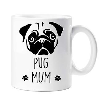 Pug Mum Mug