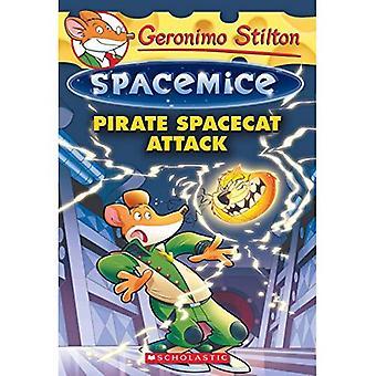 Piraattihyökkäyksen Spacecat (Geronimo Stilton Spacemice #10) (Geronimo Stilton Spacemice)