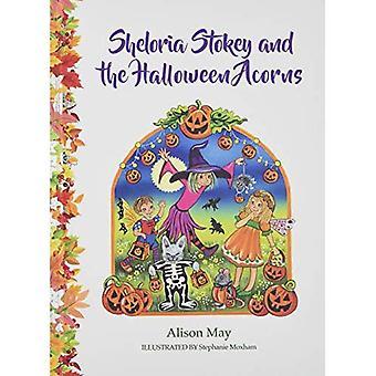 Sheloria Stokey y las bellotas de Halloween (detrás de la puerta de hadas)