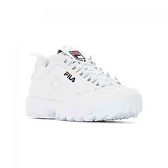 Sport scarpe fila fila Disruptor Ii White Navy Red 0000067305_0
