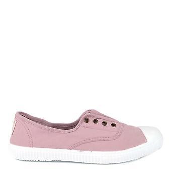 Victoria Shoes Dora Violeta Canvas Plimsoll