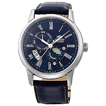 Orient Automatic Analog Man with a leather strap FAK00005D0