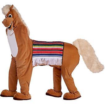 Horse Man Adult Costume
