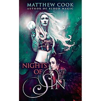 Nights of Sin by Matthew Cook - 9780809572823 Book