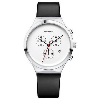 Bering classic collection mens watch chronograph 14736-404