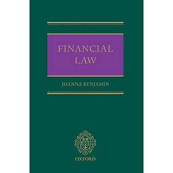 Financial Law by Benjamin & Joanna